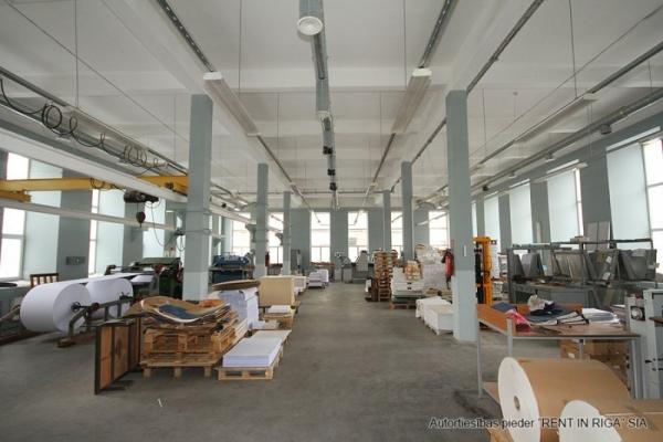 Pārdod ražošanas telpas, Barona iela - Attēls 5