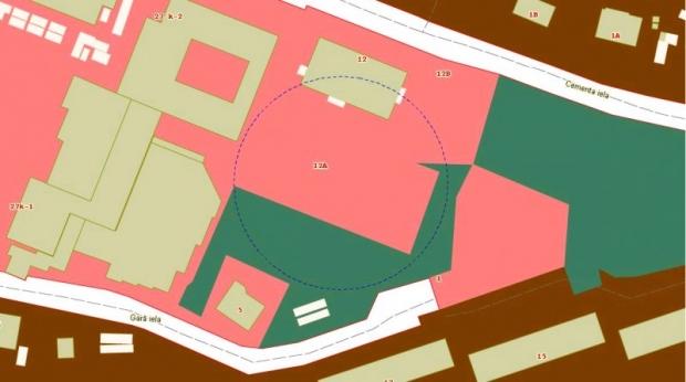 Pārdod zemi, Cementa iela - Attēls 5