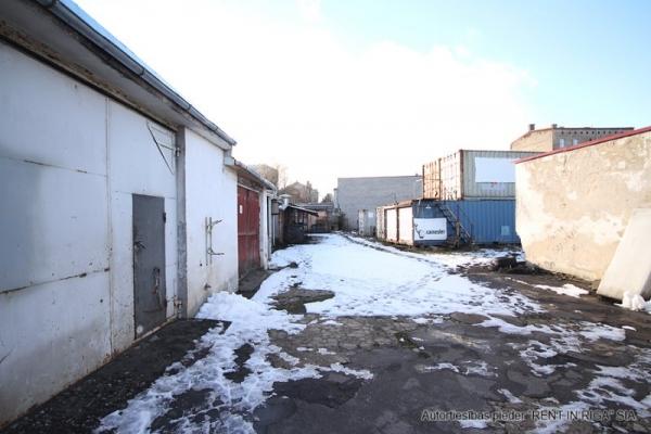 Pārdod ražošanas telpas, Žaņa Lipkes iela - Attēls 2