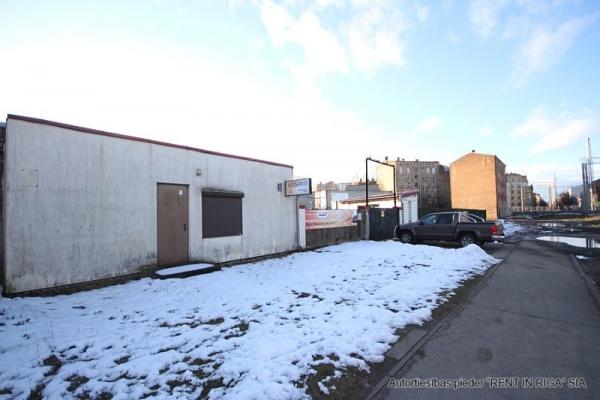 Pārdod ražošanas telpas, Žaņa Lipkes iela - Attēls 7