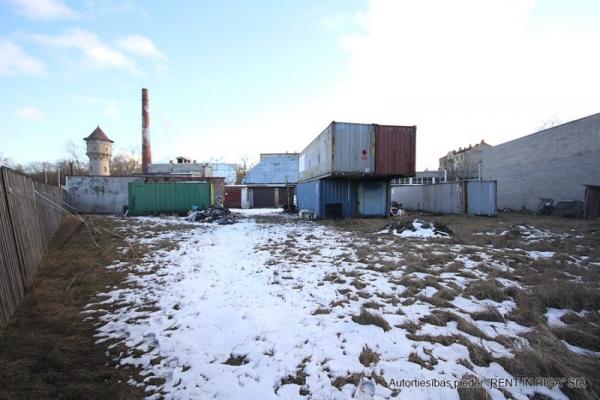 Pārdod ražošanas telpas, Žaņa Lipkes iela - Attēls 13