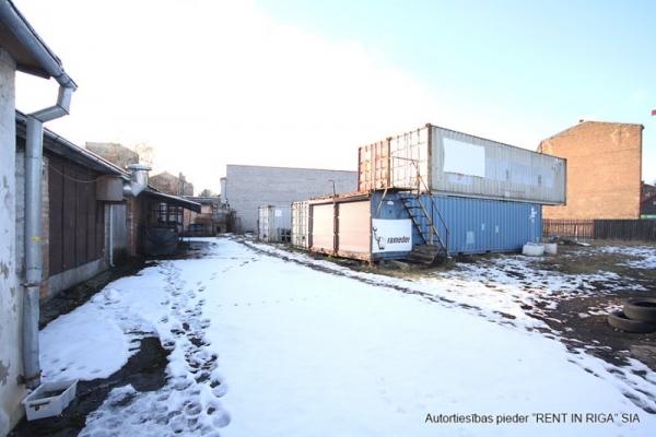 Iznomā ražošanas telpas, Žaņa Lipkes iela - Attēls 1
