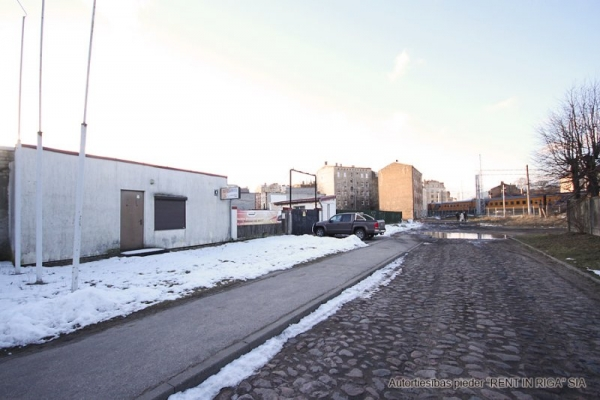 Iznomā ražošanas telpas, Žaņa Lipkes iela - Attēls 8