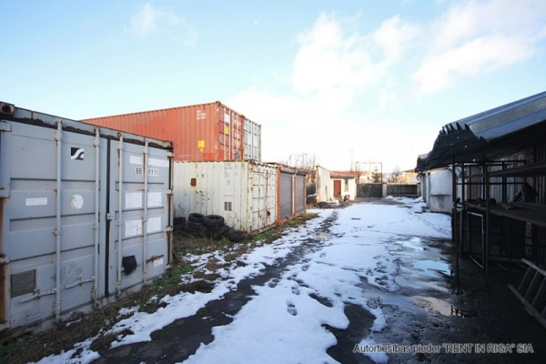 Iznomā ražošanas telpas, Žaņa Lipkes iela - Attēls 12