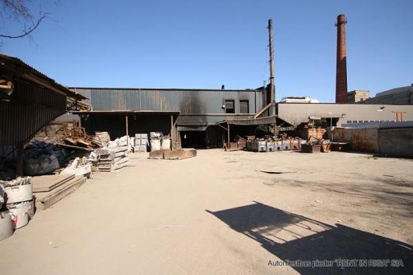 Pārdod ražošanas telpas, Patversmes iela - Attēls 5