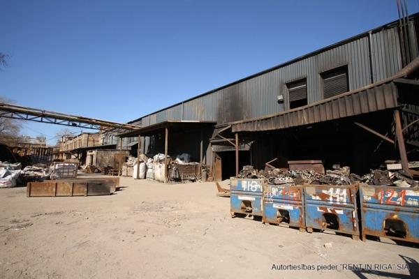 Pārdod ražošanas telpas, Patversmes iela - Attēls 6