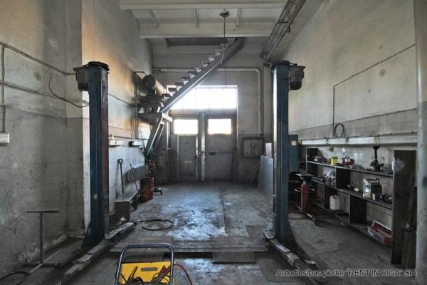 Pārdod ražošanas telpas, Mūkusalas iela - Attēls 1