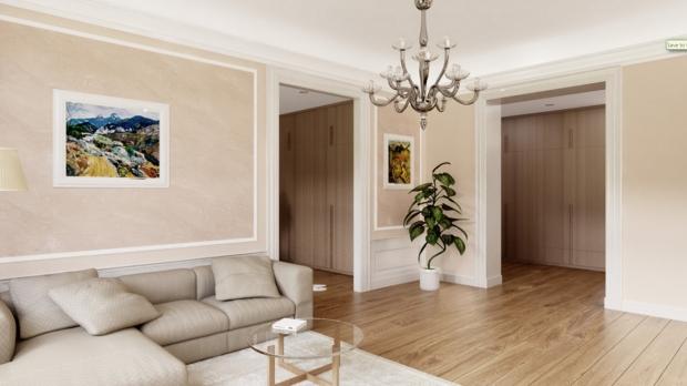 Pārdod dzīvokli, Barona iela 64 - Attēls 1