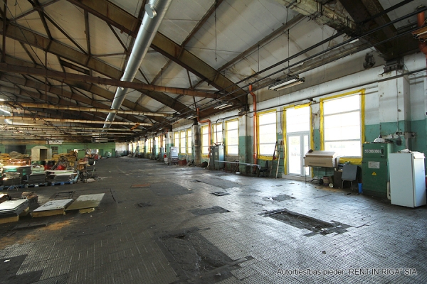 Iznomā ražošanas telpas, Klijānu iela - Attēls 16