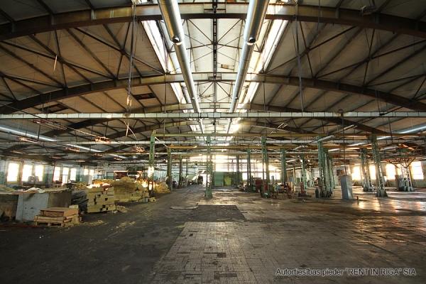Iznomā ražošanas telpas, Klijānu iela - Attēls 15