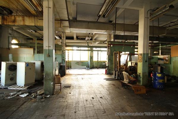 Iznomā ražošanas telpas, Klijānu iela - Attēls 14