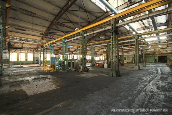 Iznomā ražošanas telpas, Klijānu iela - Attēls 11