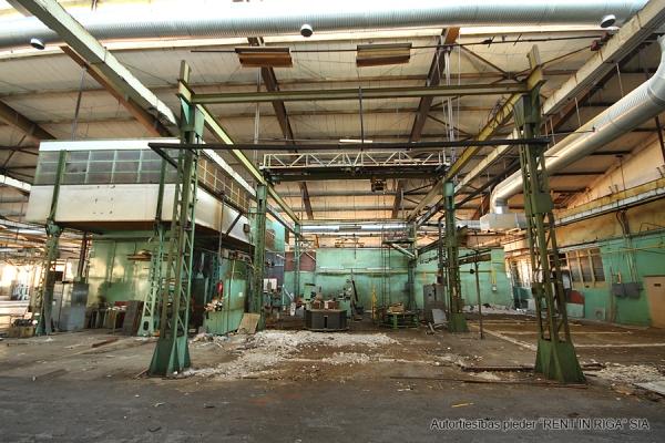 Iznomā ražošanas telpas, Klijānu iela - Attēls 2