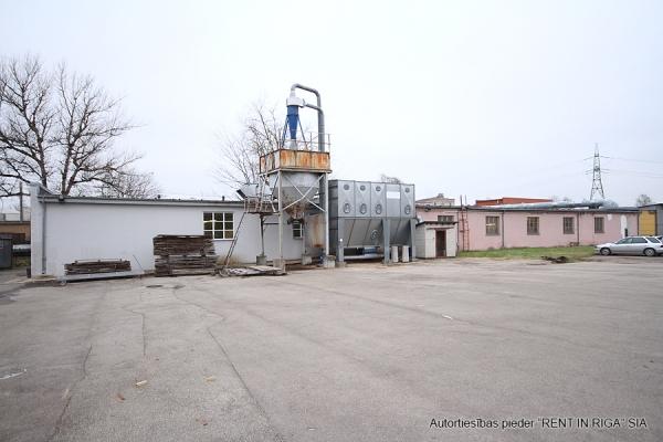 Pārdod ražošanas telpas, Krustabaznīcas iela - Attēls 7