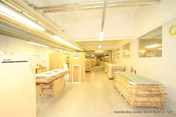 Pārdod ražošanas telpas, Krustabaznīcas iela - Attēls 10