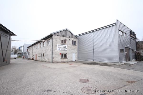 Pārdod ražošanas telpas, Krustabaznīcas iela - Attēls 18