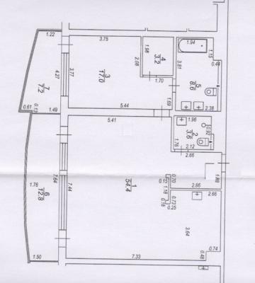 Apartment for rent, Daliņa street 8 - Image 17