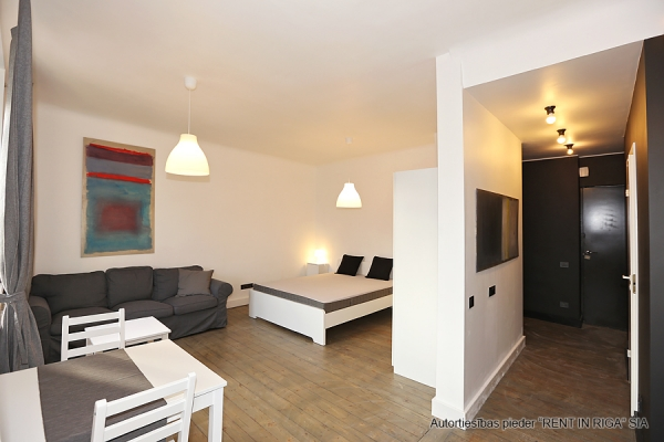 Apartment for rent, Kazarmu street 2A - Image 3