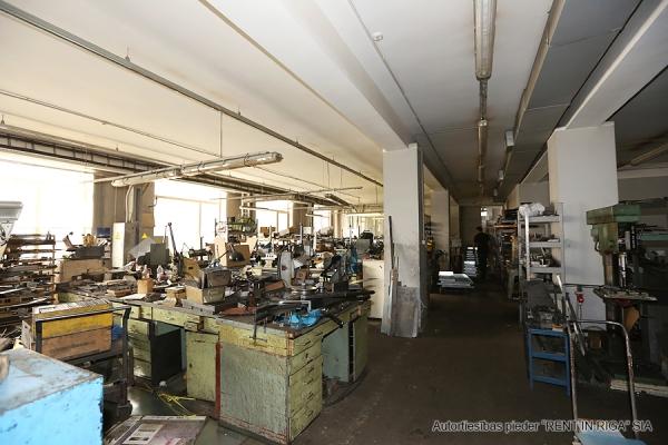 Pārdod ražošanas telpas, Ūnijas iela - Attēls 23