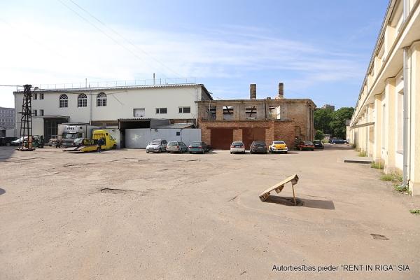 Pārdod ražošanas telpas, Ūnijas iela - Attēls 14