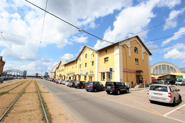 Office for rent, Maskavas street - Image 1