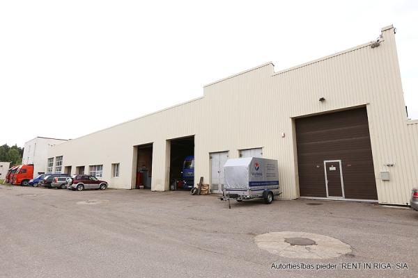 Pārdod ražošanas telpas, Granīta iela - Attēls 1