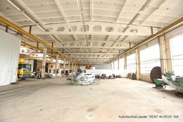 Pārdod ražošanas telpas, Granīta iela - Attēls 11