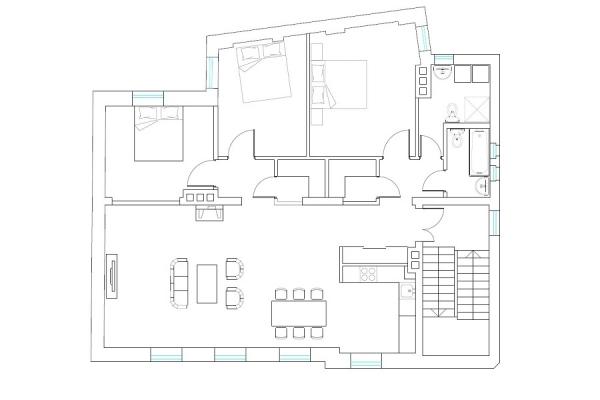 Izīrē dzīvokli, Pumpura iela 3 - Attēls 10