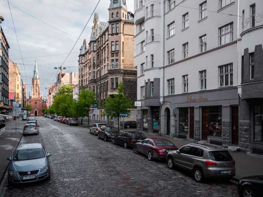 Apartment for sale, Ģertrūdes street 23 - Image 16