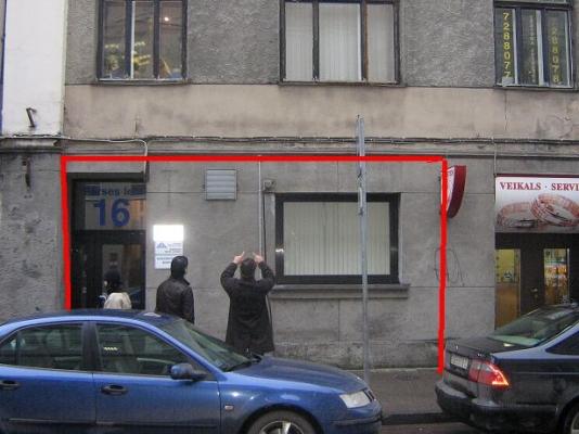 Iznomā biroju, Pērses iela - Attēls 2