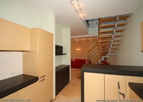 Izīrē dzīvokli, Tērbatas iela 6 - Attēls 3