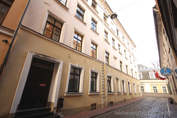 Pārdod namīpašumu, Mazā pils iela - Attēls 2
