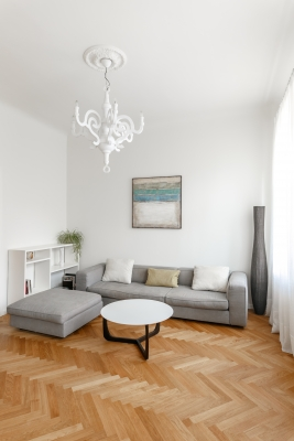 Apartment for sale, Dzirnavu street 92 - Image 1