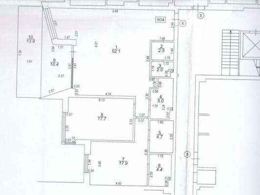 Pārdod dzīvokli, Dzintaru prospekts iela 36 - Attēls 21