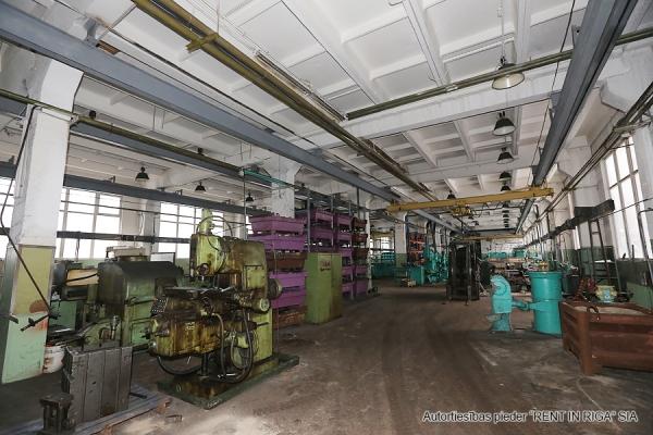 Iznomā ražošanas telpas, Barona iela - Attēls 7