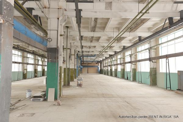 Iznomā ražošanas telpas, Barona iela - Attēls 3