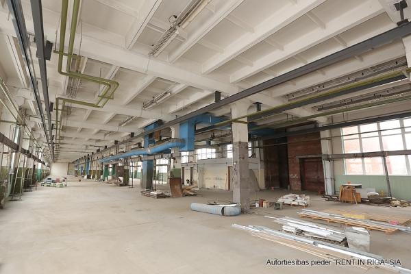 Iznomā ražošanas telpas, Barona iela - Attēls 1