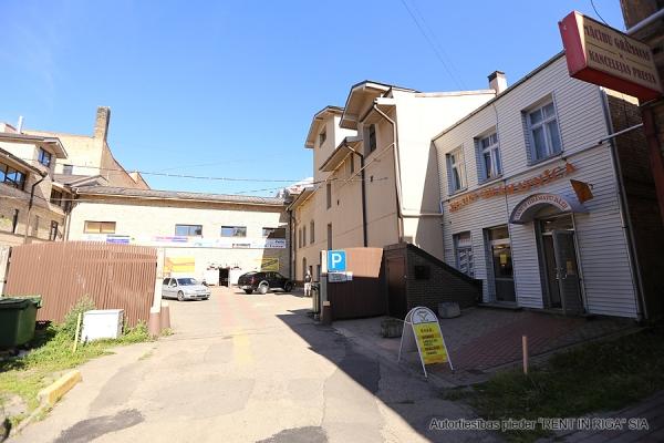 Pārdod biroju, Jēzusbaznīcas iela - Attēls 4