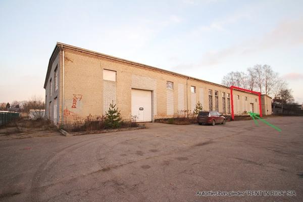 Iznomā ražošanas telpas, Jūrkalnes iela - Attēls 12