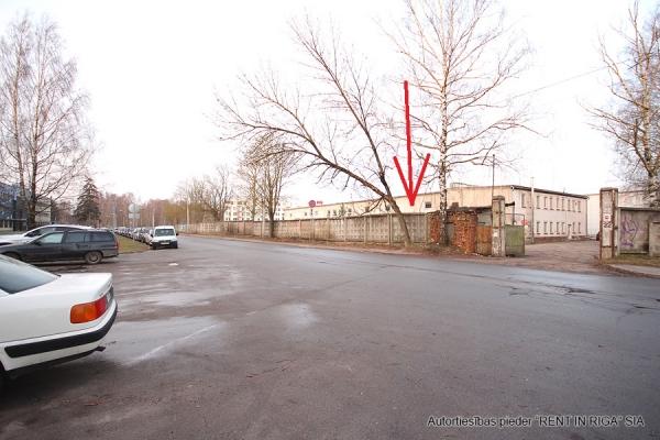 Iznomā ražošanas telpas, Jūrkalnes iela - Attēls 15