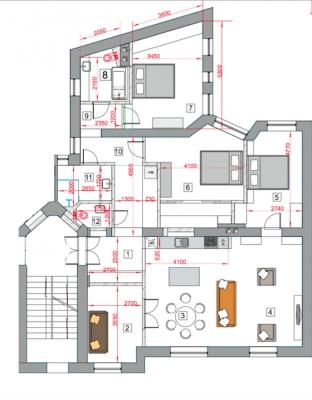Pārdod dzīvokli, Dzirnavu iela 92 - Attēls 16