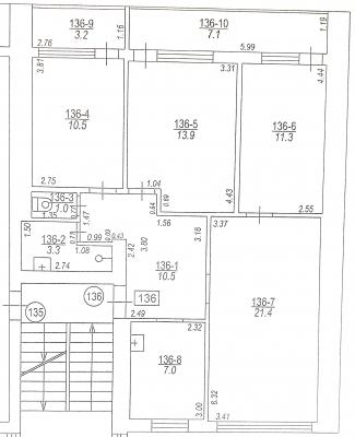 Pārdod dzīvokli, Brīvības iela 162 - Attēls 20