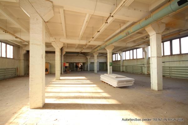 Iznomā ražošanas telpas, Ūdens iela iela - Attēls 4
