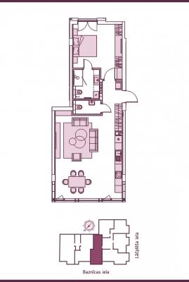 Pārdod dzīvokli, Lāčplēša iela 11 - Attēls 14