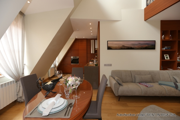 Apartment for rent, Vāgnera street 11 - Image 5