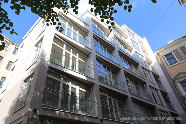 Apartment for rent, Stabu street 18B - Image 1