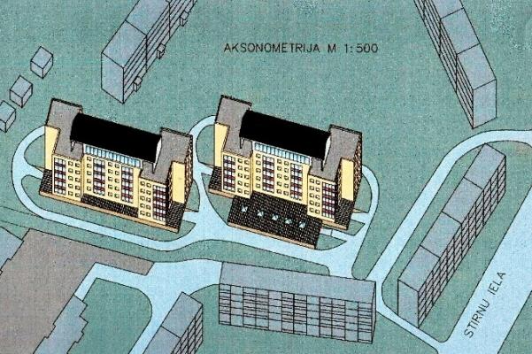 Investīciju objekts, Stirnu iela - Attēls 1