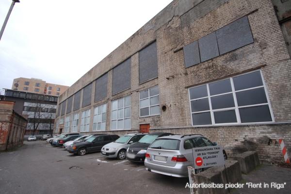 Iznomā tirdzniecības telpas, Barona iela - Attēls 3