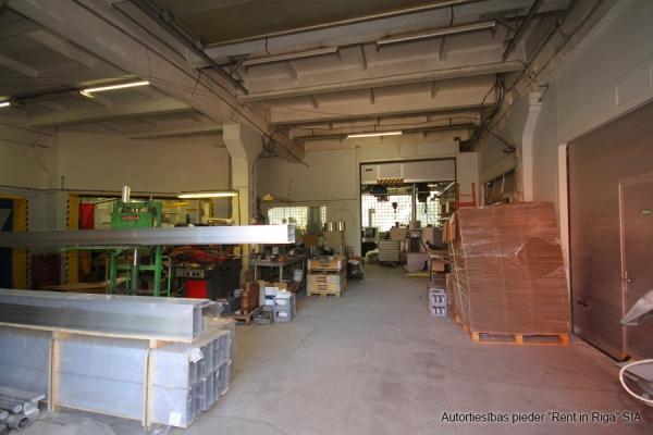 Pārdod ražošanas telpas, Slokas iela - Attēls 5