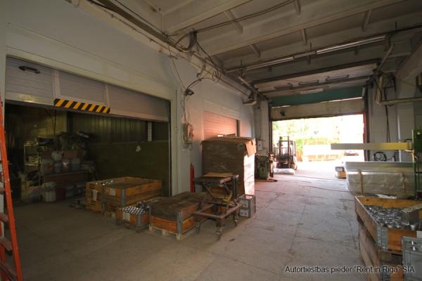 Pārdod ražošanas telpas, Slokas iela - Attēls 6